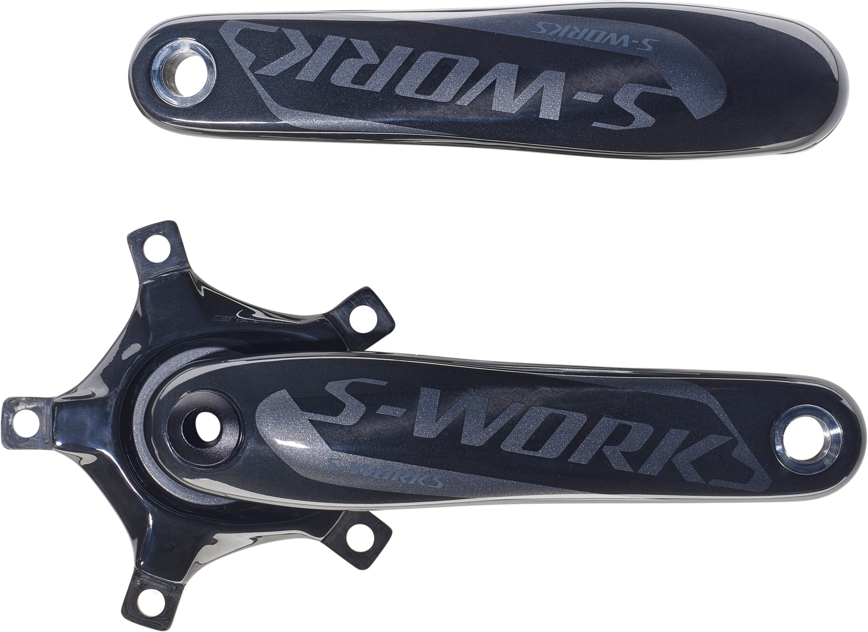 SPECIALIZED SW CARBON CRANK SET RD CHAR 175 - Bikedreams & Dustbikes