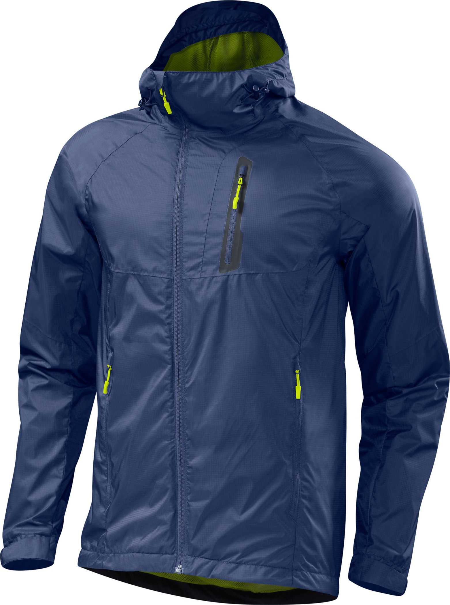 SPECIALIZED DEFLECT H2O EXPERT MTN AS JACKET NVY/HYP GRN M - Alpha Bikes