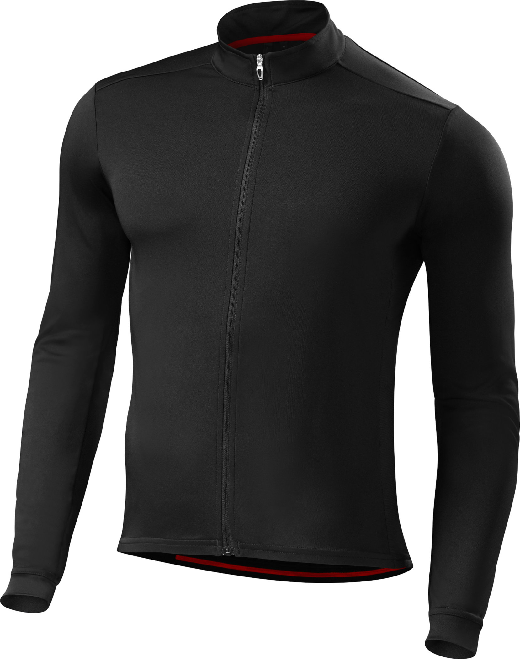 Specialized RBX Sport Long Sleeve Jersey Black Small - Alpha Bikes