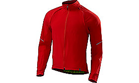 DEFLECT HYBRID JACKET RED M