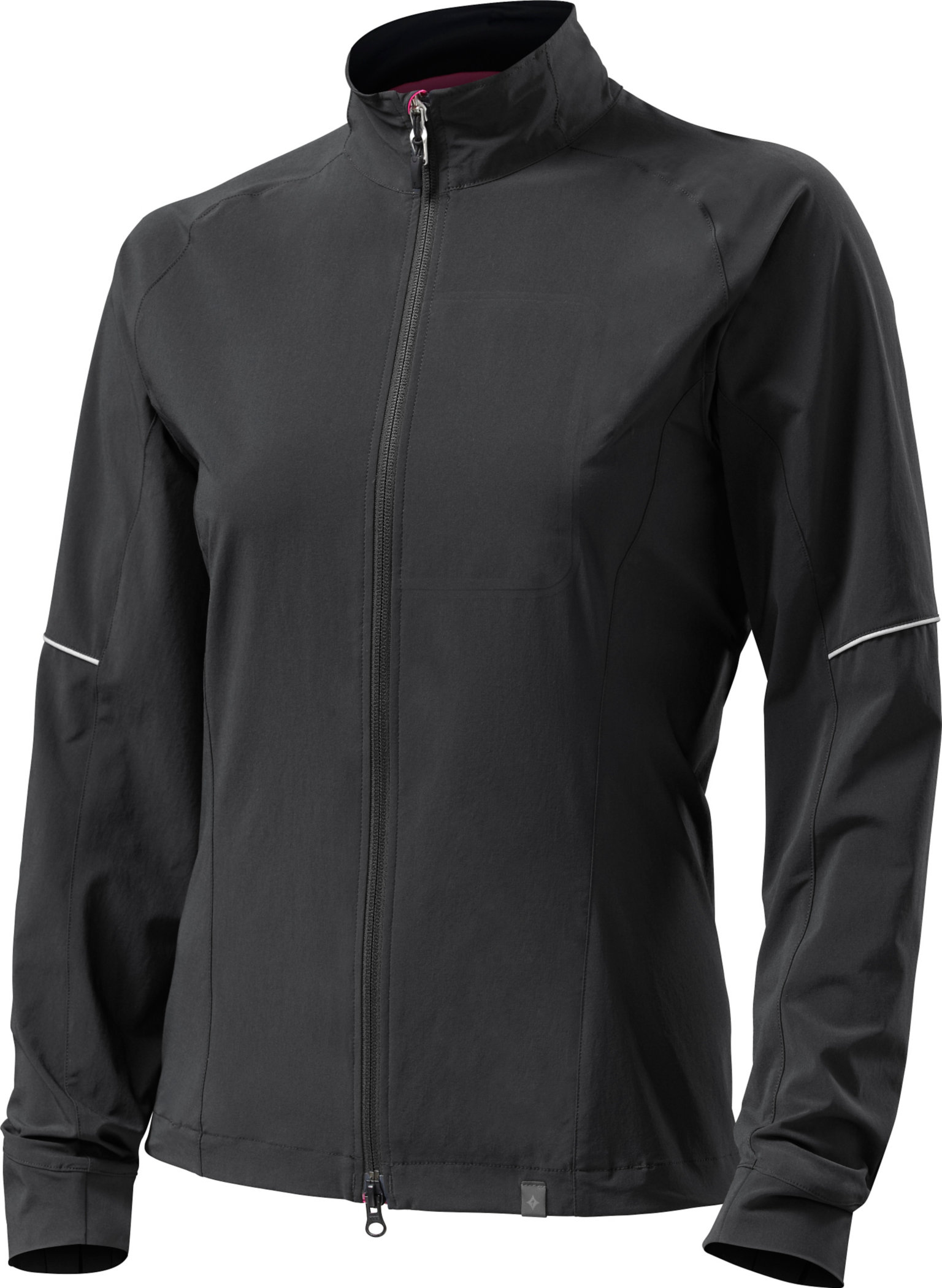 SPECIALIZED DEFLECT JACKET WMN BLK M - Alpha Bikes