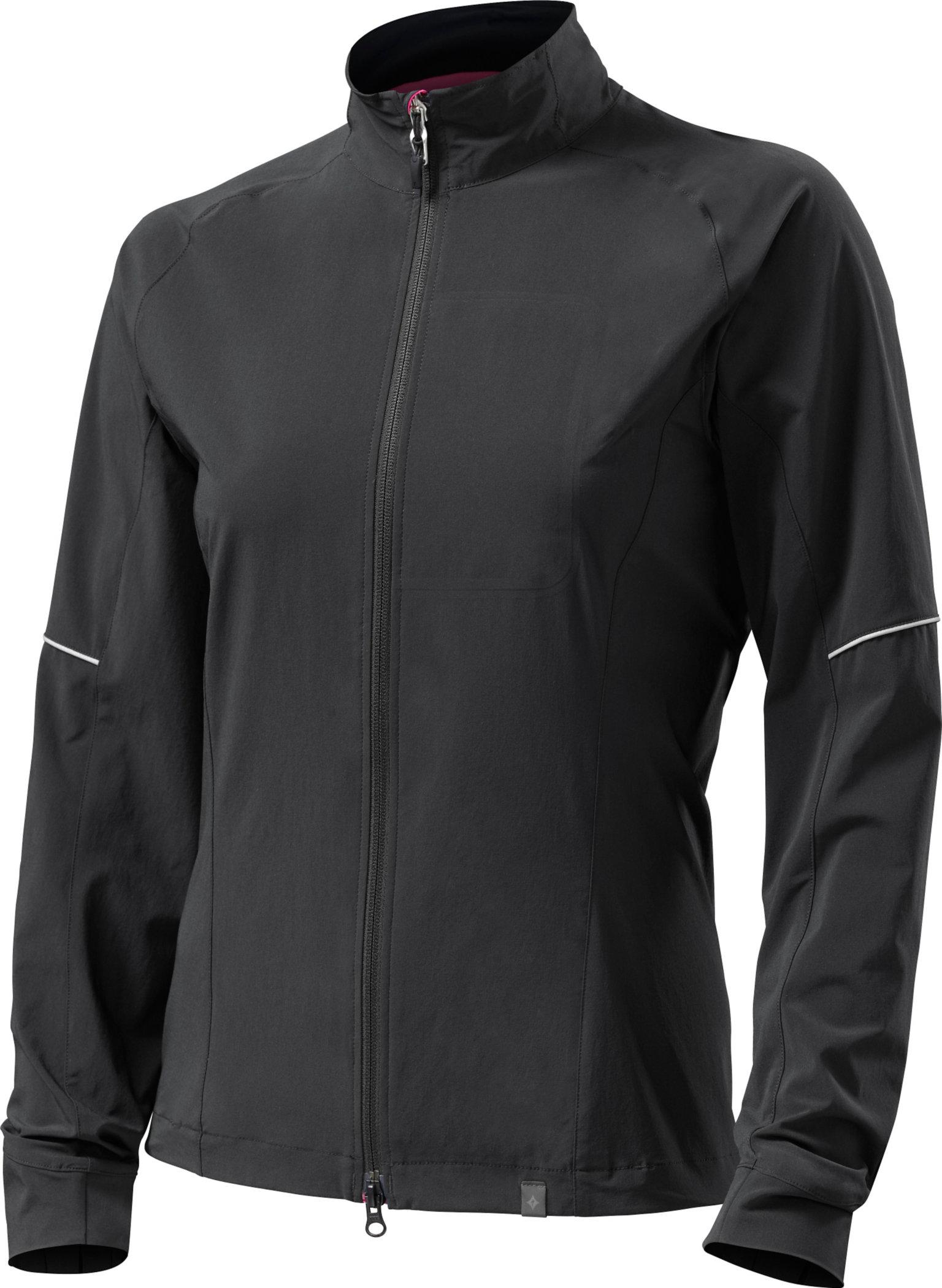 Specialized Women´s Deflect Jacket Black Medium - Alpha Bikes