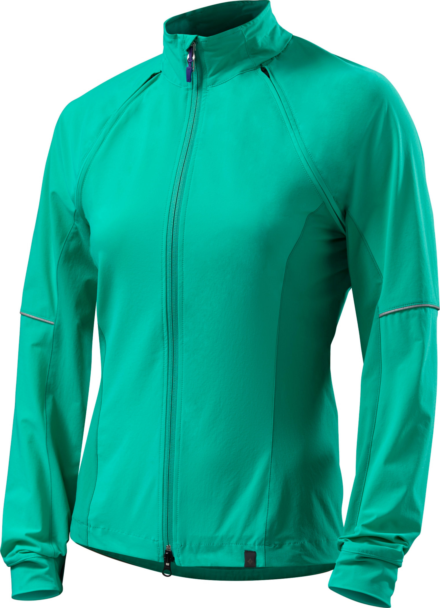 Specialized Women´s Deflect Hybrid Jacket Emerald Green Medium - Alpha Bikes