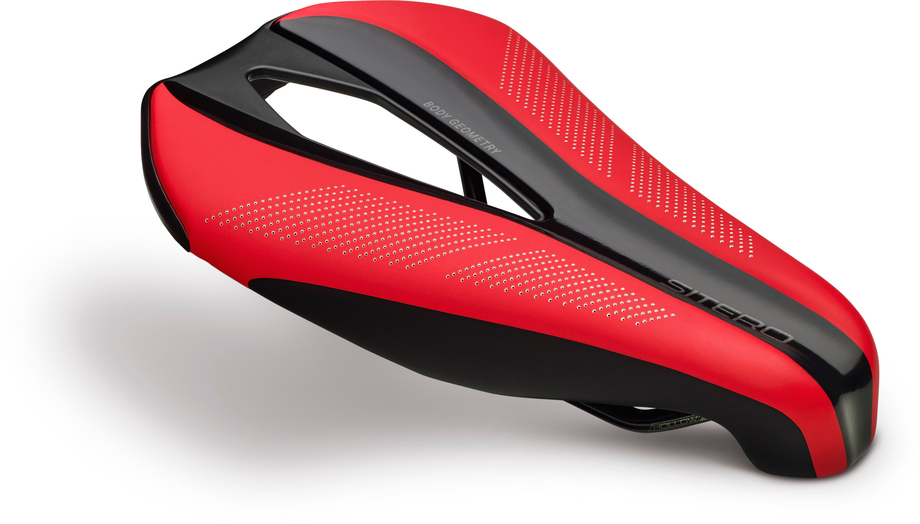 SPECIALIZED SITERO EXPERT GEL SADDLE RED - Bike Zone