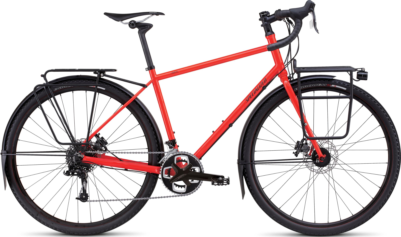 SPECIALIZED AWOL EVO RKTRED/REFL BLK XS - Bikedreams & Dustbikes