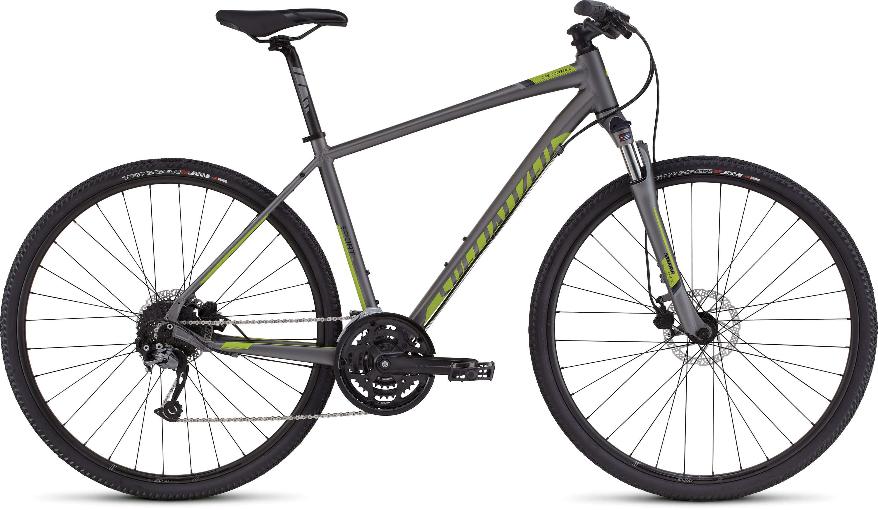 SPECIALIZED CT SPORT DISC CHAR/HYP/BLK S - Bikedreams & Dustbikes