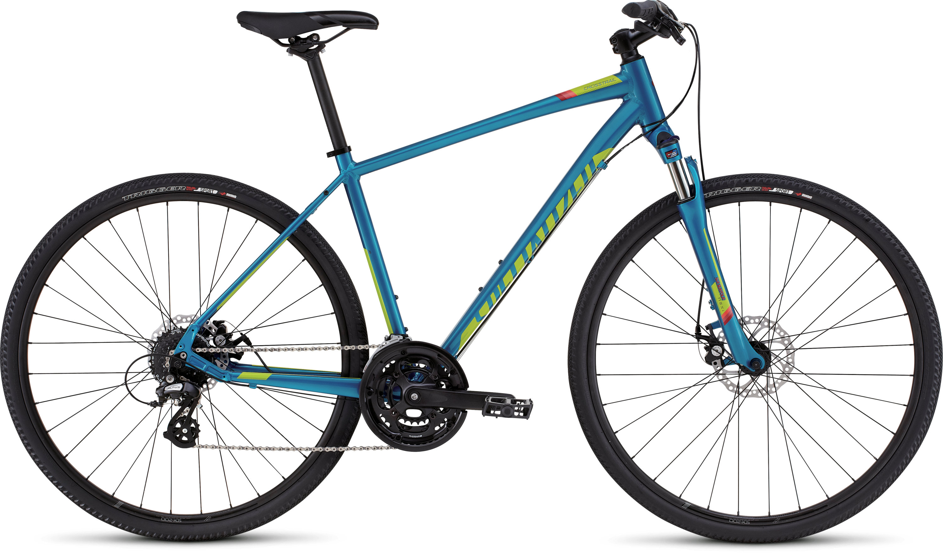 SPECIALIZED CT DISC MRNBLU/HYP/CNDYRED S - Bikedreams & Dustbikes