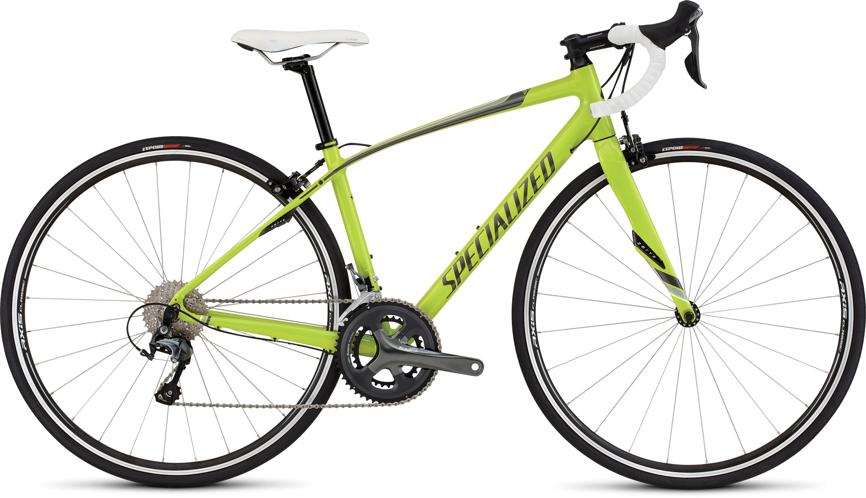 SPECIALIZED DOLCE ELITE PRLHYP/CHAR/SIL/METWHTSIL 44 - Bikedreams & Dustbikes