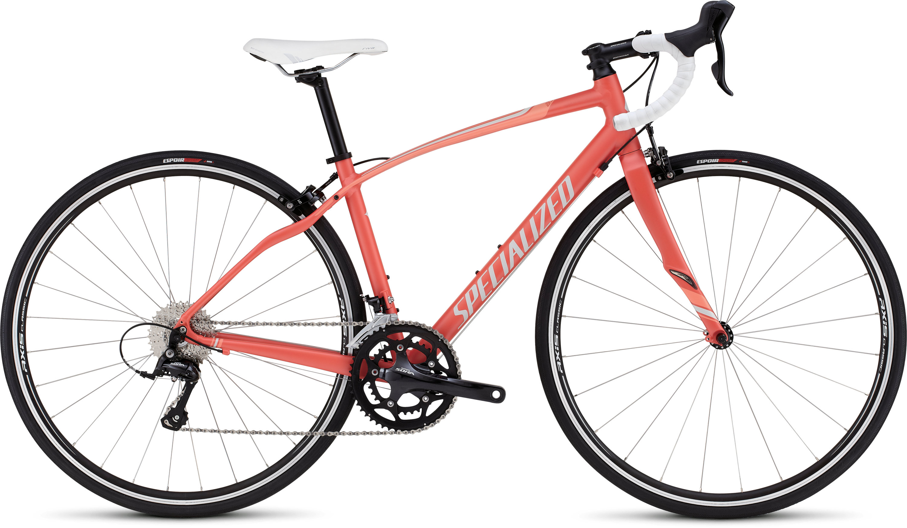SPECIALIZED DOLCE SPORT PRLCRL/LTPRLCRL/SIL 44 - Bikedreams & Dustbikes