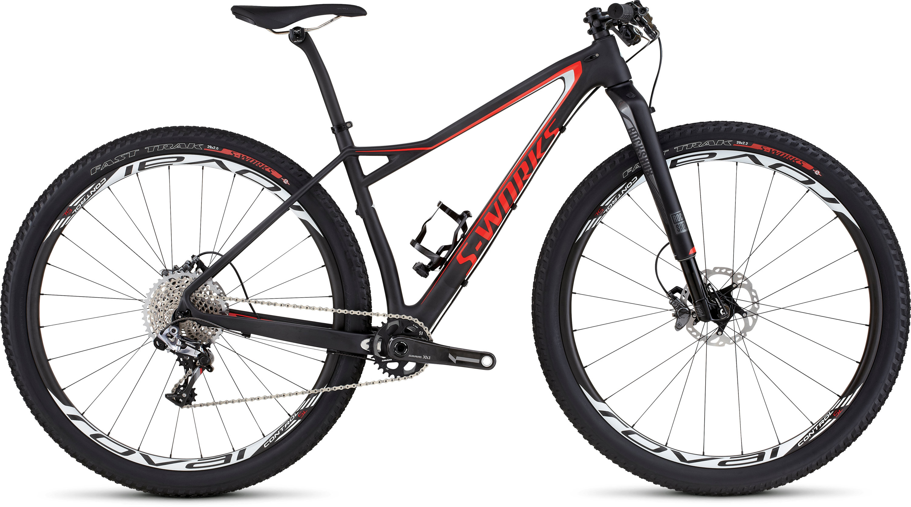 SPECIALIZED SW FATE CARBON 29 CARB/RKTRED/DRTYWHT S - Bikedreams & Dustbikes