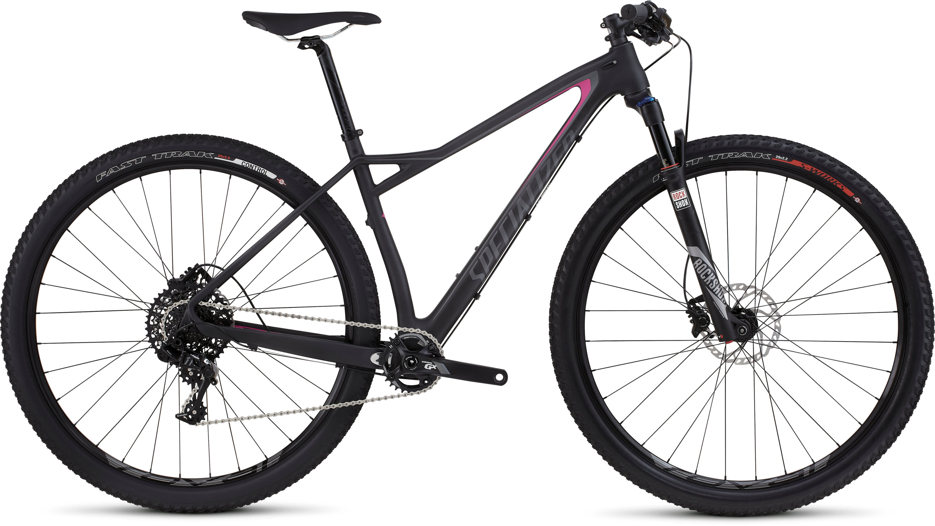 SPECIALIZED FATE COMP CARBON 29 CARB/CHAR/BRTPNK S - Bikedreams & Dustbikes