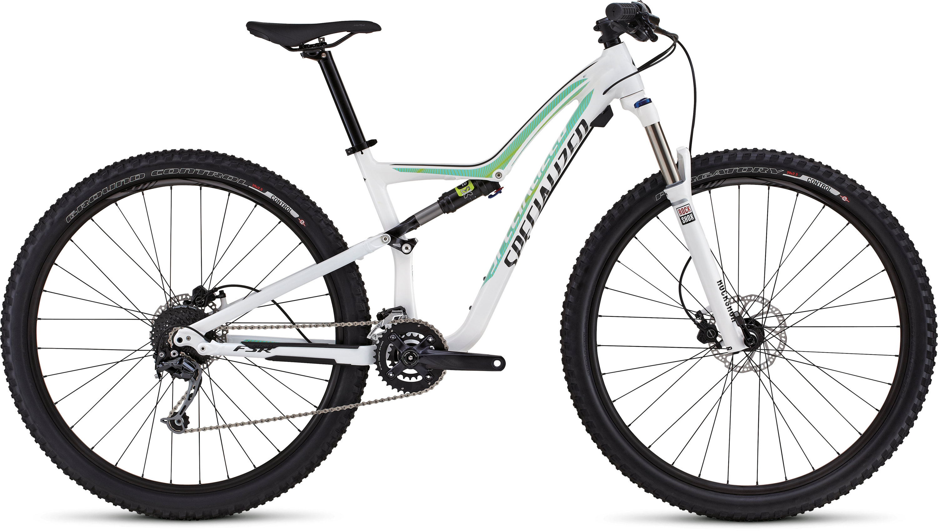 SPECIALIZED RUMOR FSR 29 WHT/CHAR/HYP S - schneider-sports