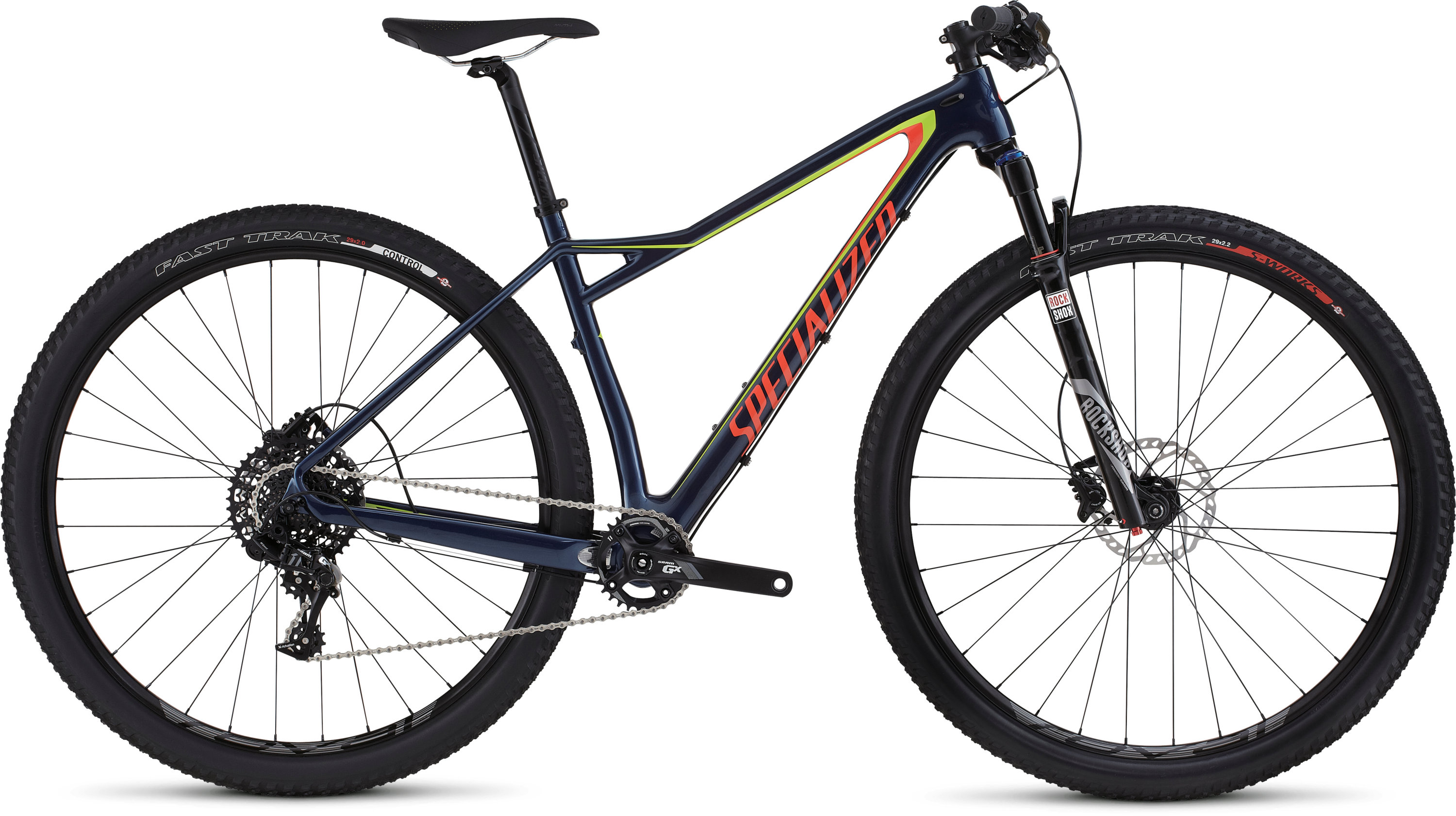 SPECIALIZED FATE COMP CARBON 29 NVY/PRLCRL/HYP S - Bikedreams & Dustbikes