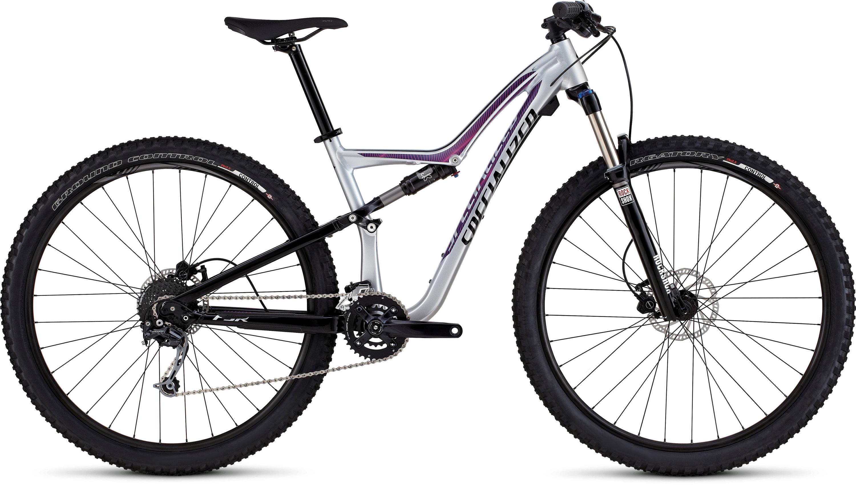 SPECIALIZED RUMOR FSR 29 FLKSIL/BLK/BRTPNK S - Bikedreams & Dustbikes