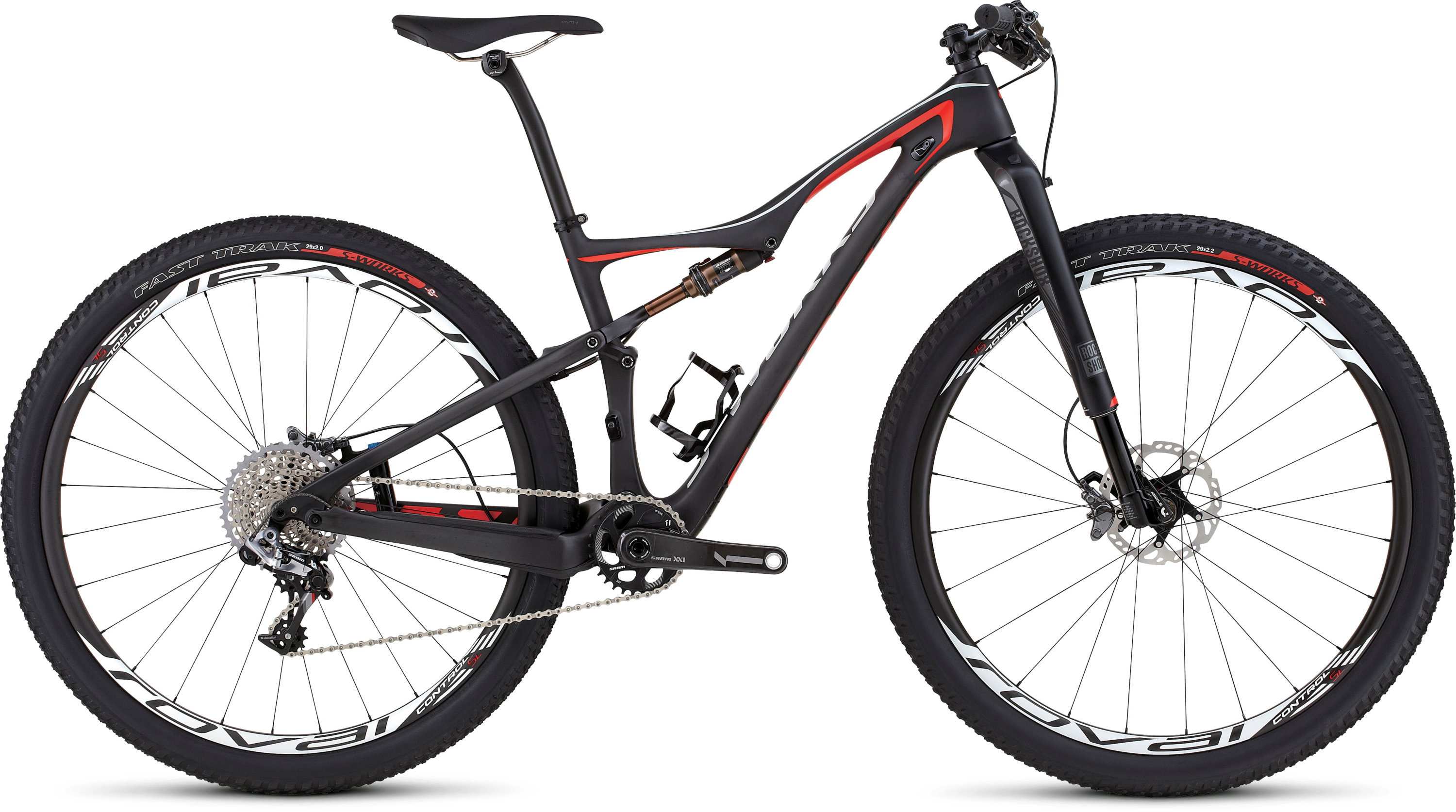 SPECIALIZED SW ERA FSR CARBON 29 CARB/RKTRED/DRTYWHT S - Bikedreams & Dustbikes