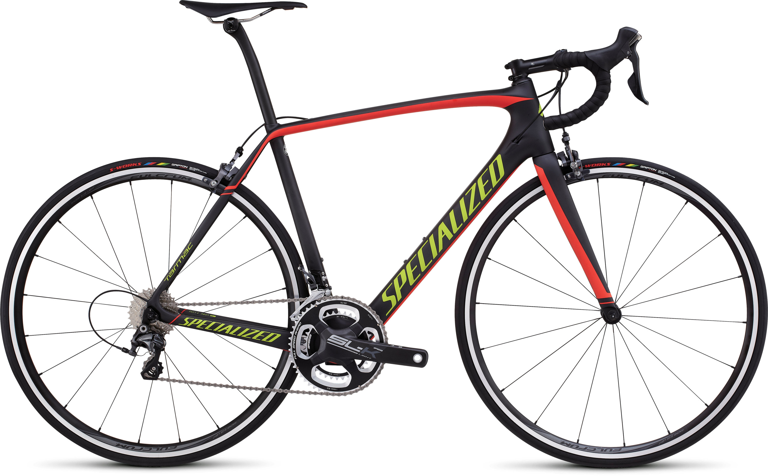 SPECIALIZED TARMAC EXPERT CARB/RED/HYP 54 - Alpha Bikes