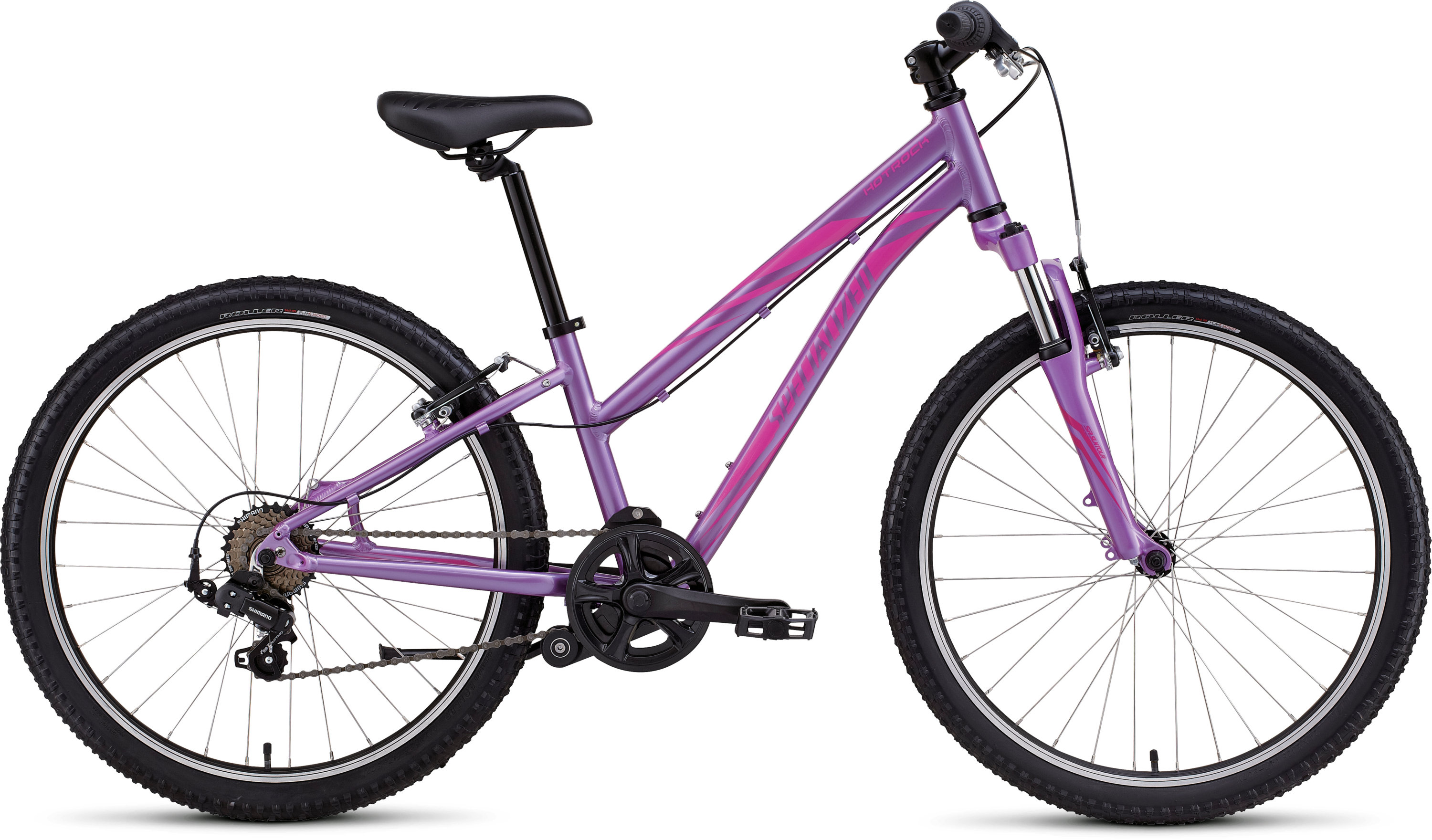 SPECIALIZED HTRK 24 7 SPD GIRL INT GRP/HTPNK 11 - Pulsschlag Bike+Sport
