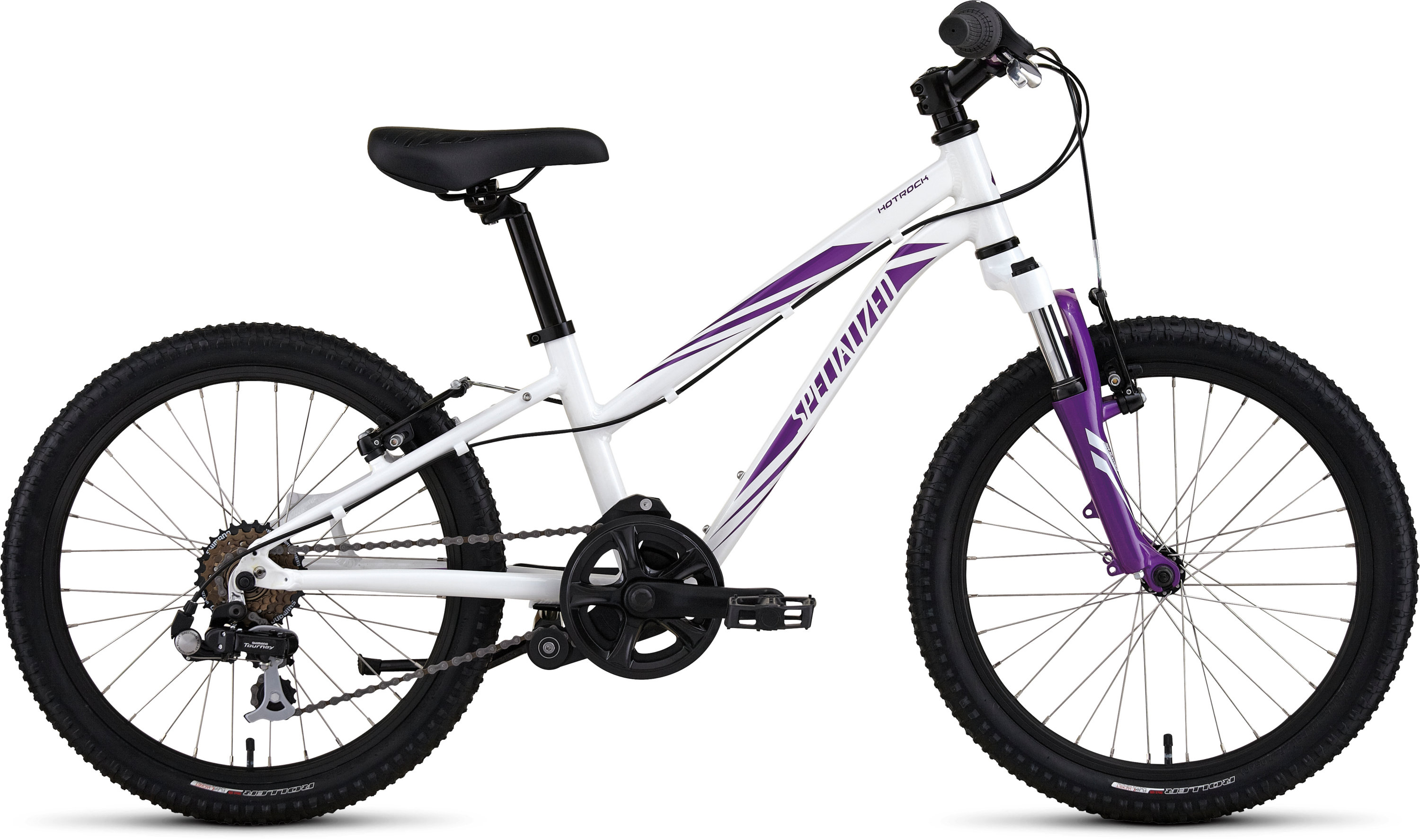 SPECIALIZED HTRK 20 6 SPD GIRL INT WHT/PUR - Bikedreams & Dustbikes
