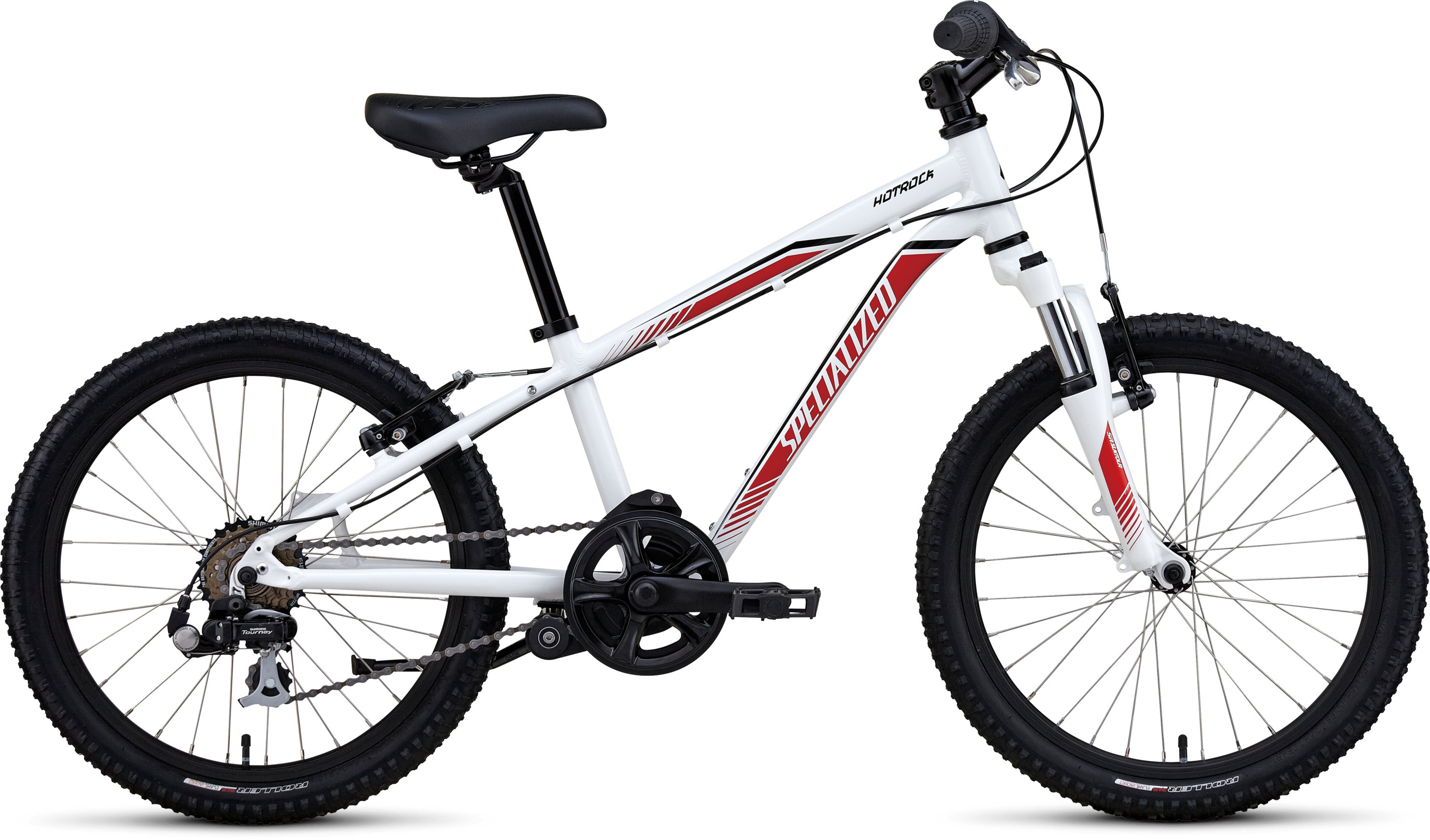 SPECIALIZED HTRK 20 6 SPD INT WHT/RED/BLK - Pulsschlag Bike+Sport
