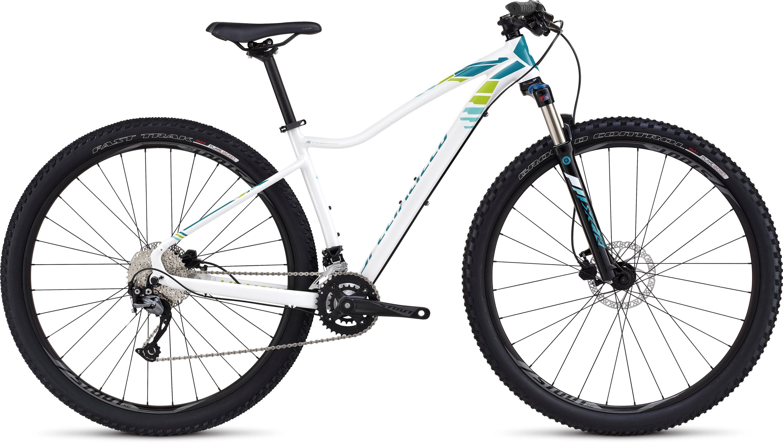 SPECIALIZED JETT COMP 29 METWHT/PRLTUR/PRLHYP S - Bikedreams & Dustbikes