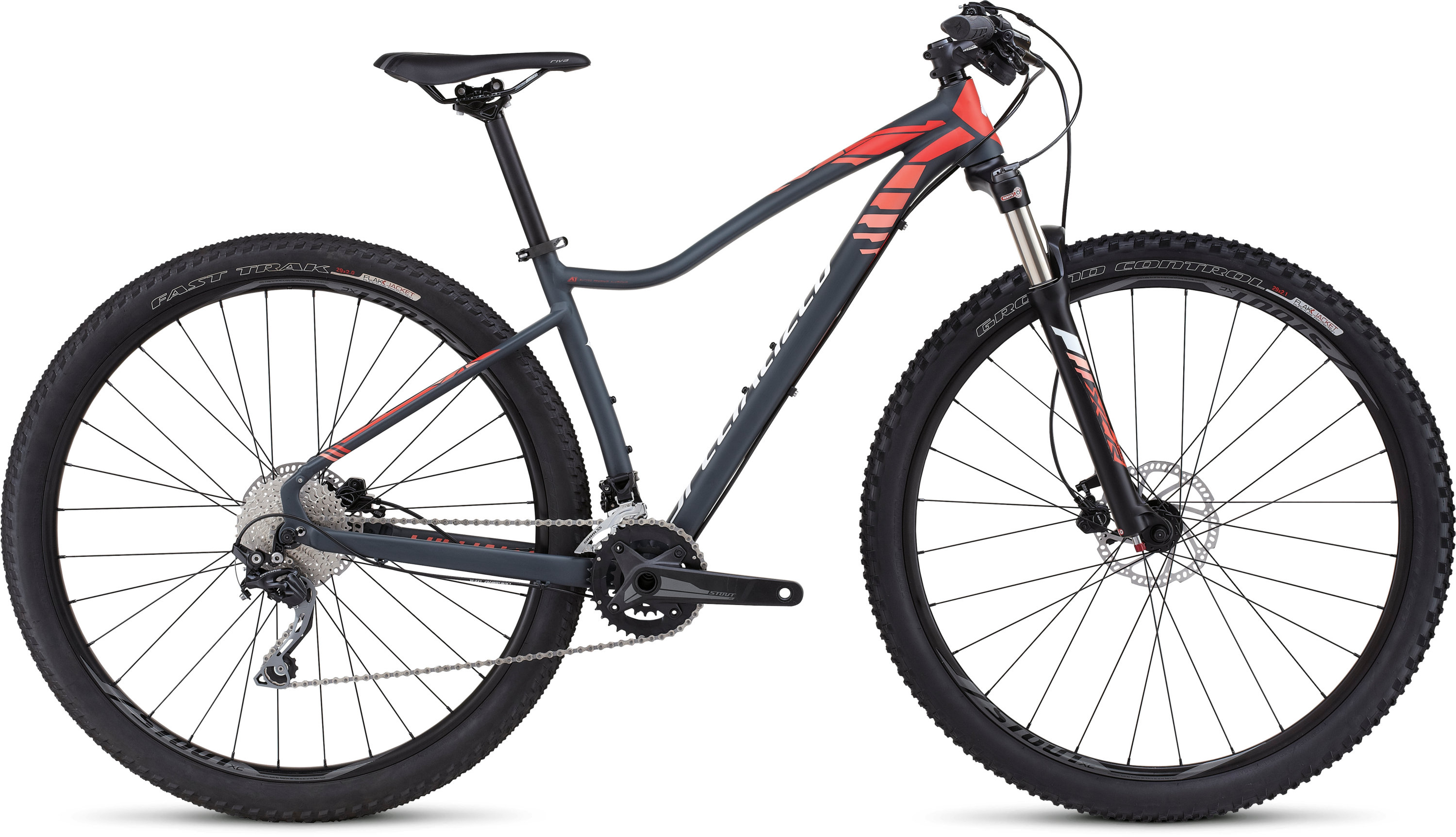SPECIALIZED JETT EXPERT 29 PRLCARBGRY/NRDCRED/PRLCRL S - Bikedreams & Dustbikes
