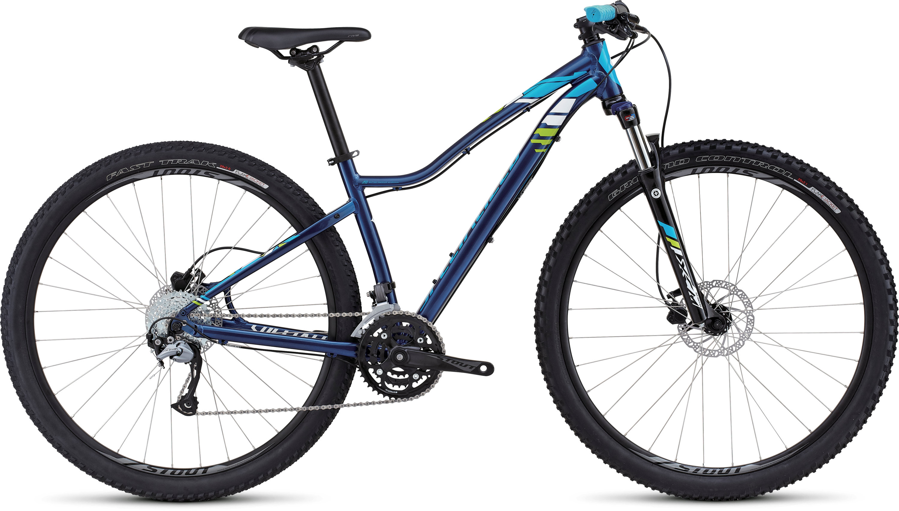 SPECIALIZED JETT SPORT 29 NVY/CYAN/HYP L - Bergmann Bike & Outdoor