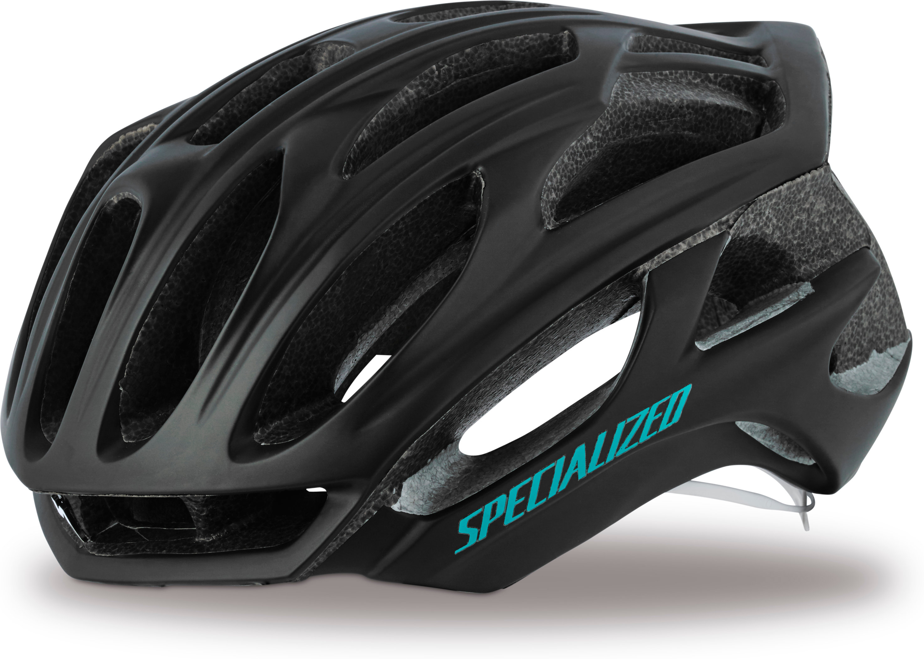 Specialized S-Works Women´s Prevail Black/Turquoise M - Alpha Bikes