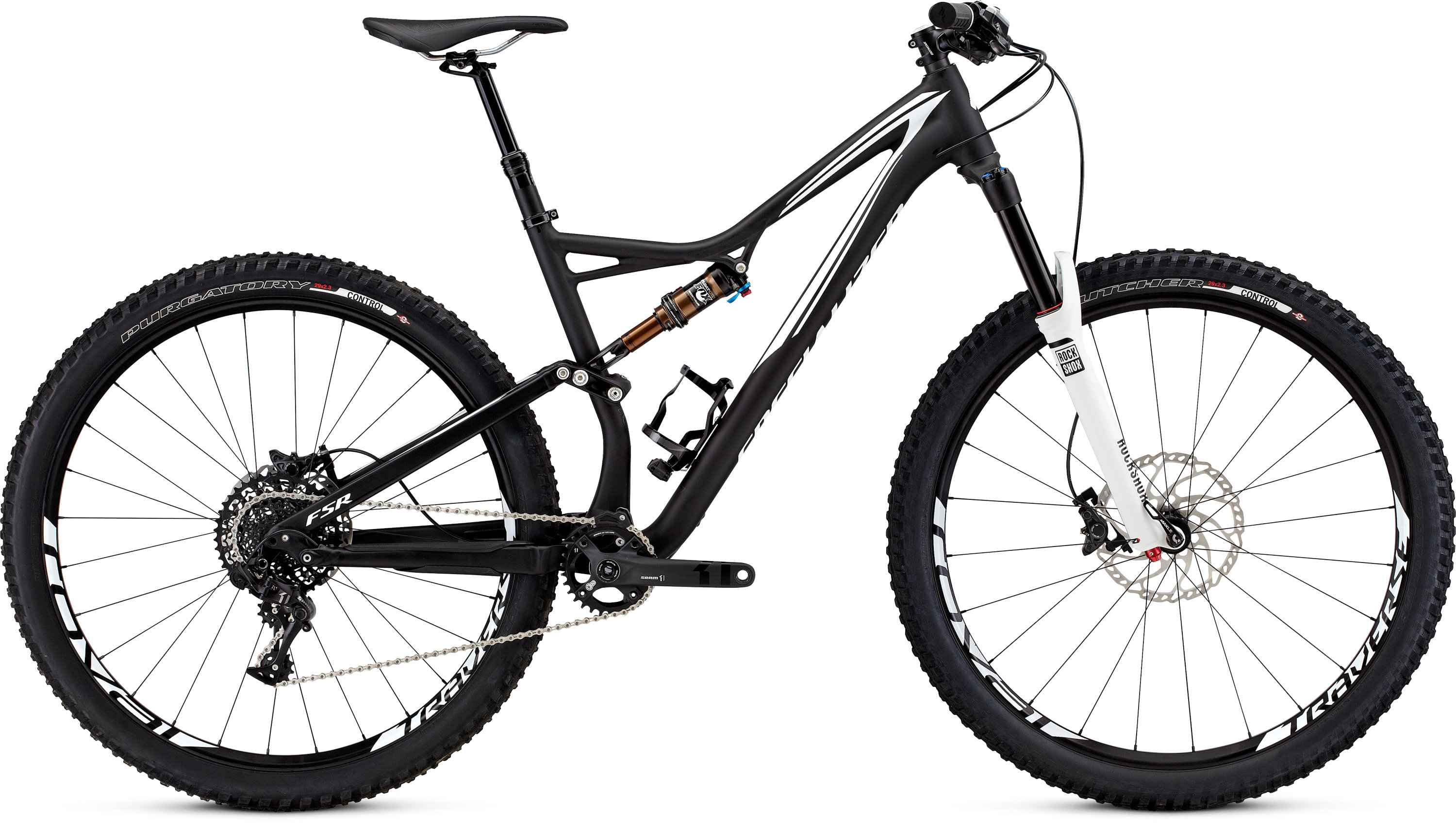 SPECIALIZED SJ FSR ELITE 29 BLK/WHT L - Alpha Bikes