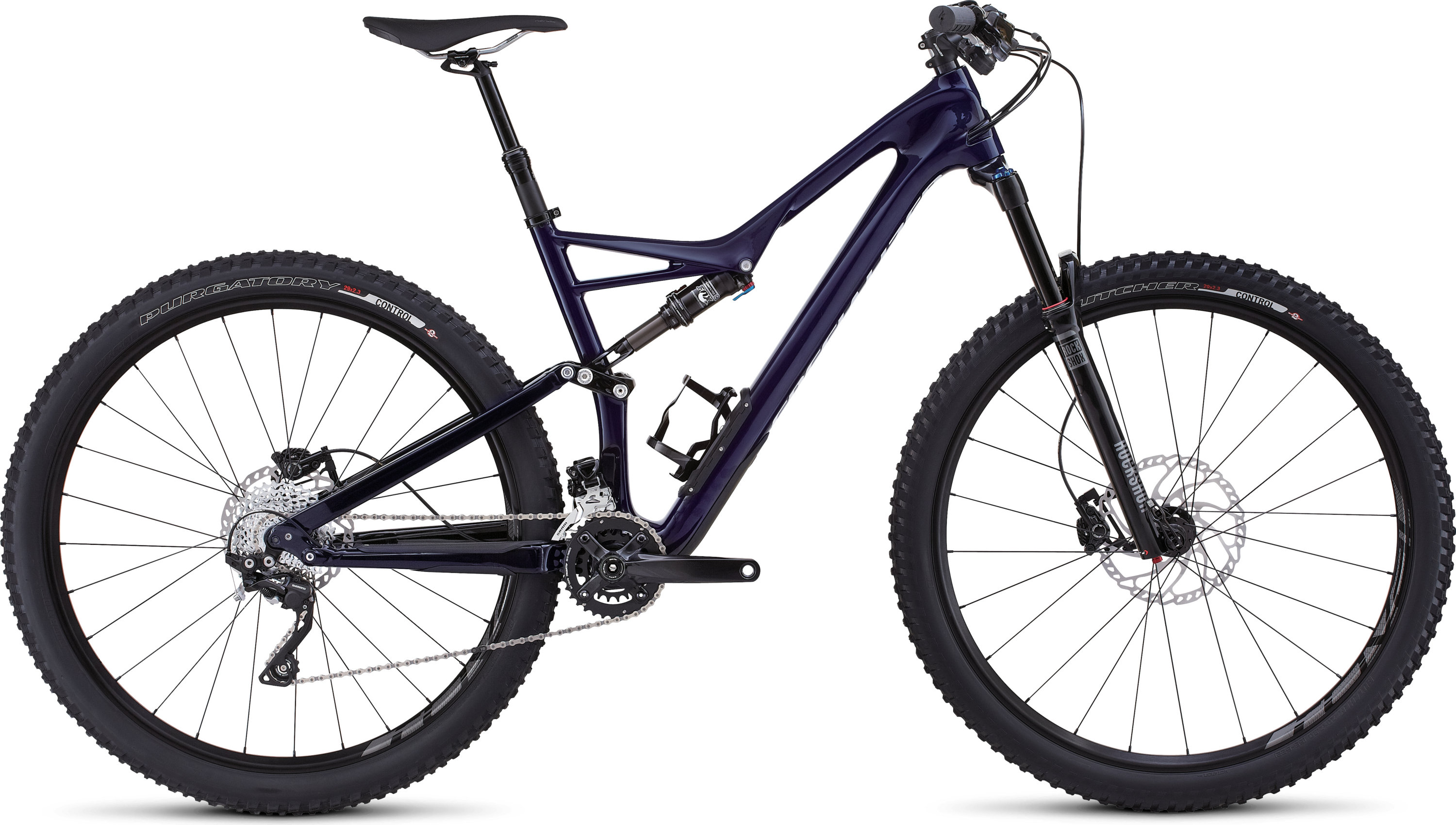 SPECIALIZED SJ FSR COMP CARBON 29 BLU CARB/WHT S - Bikedreams & Dustbikes