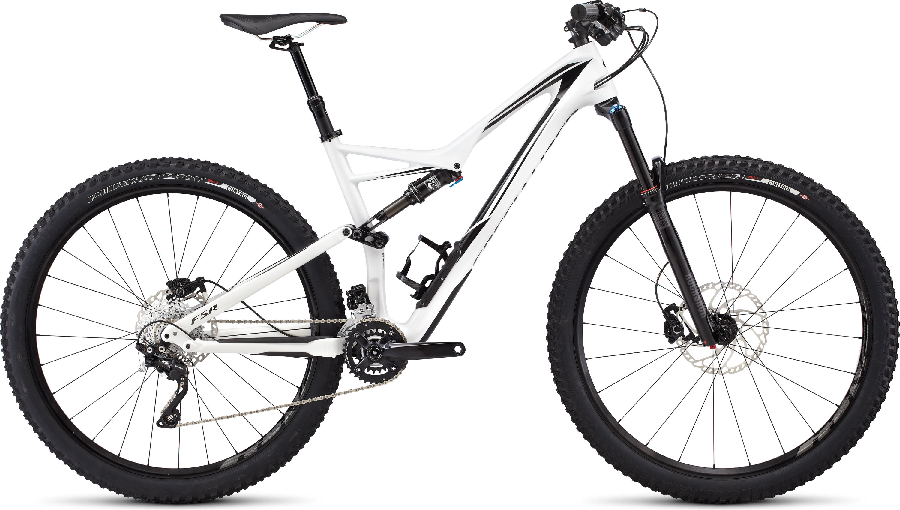SPECIALIZED SJ FSR COMP CARBON 29 WHT/BLK S - Bikedreams & Dustbikes