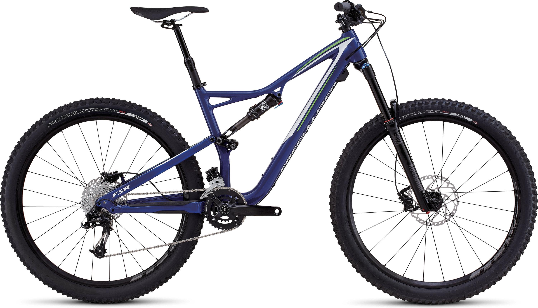 SPECIALIZED SJ FSR COMP 650B DP BLU/MON GRN/WHT S - Bikedreams & Dustbikes