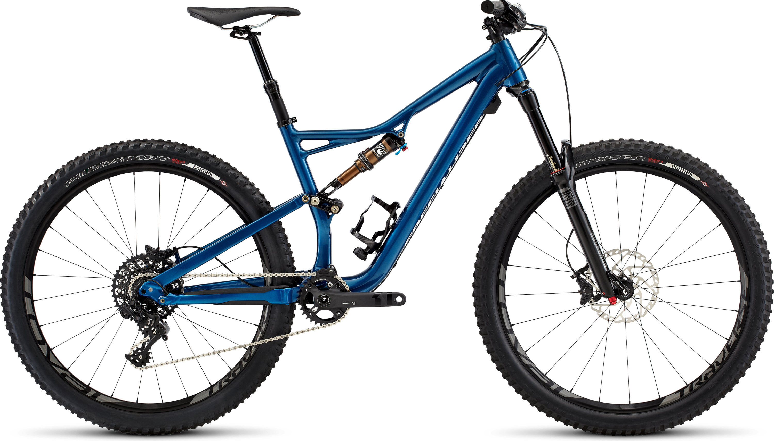 SPECIALIZED SJ FSR ELITE 650B COBRA BLU/MET WHT S - schneider-sports