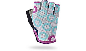 BODY GEOMETRY GRAIL GLOVE WOMEN LTGRY HTHR/FUS S