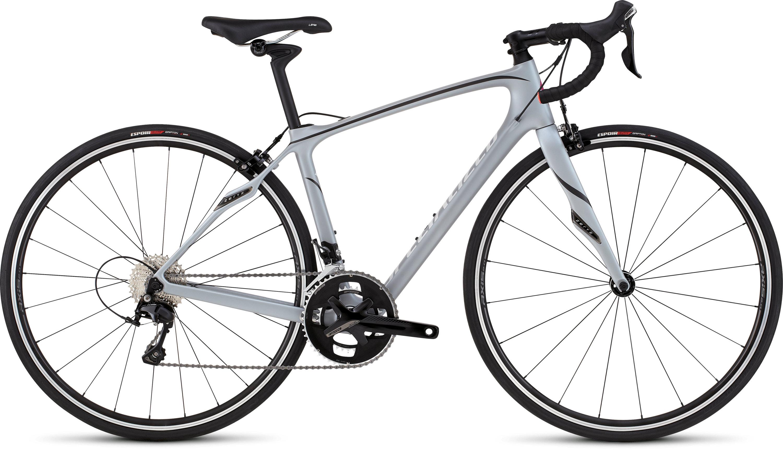 SPECIALIZED RUBY SPORT FTHYWHT/CHAR/DRTYWHT 48 - Alpha Bikes