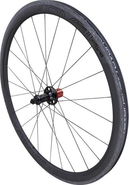 SPECIALIZED CLX 40 REAR SATIN CARBON/GLOSS BLK EUR - Bikedreams & Dustbikes