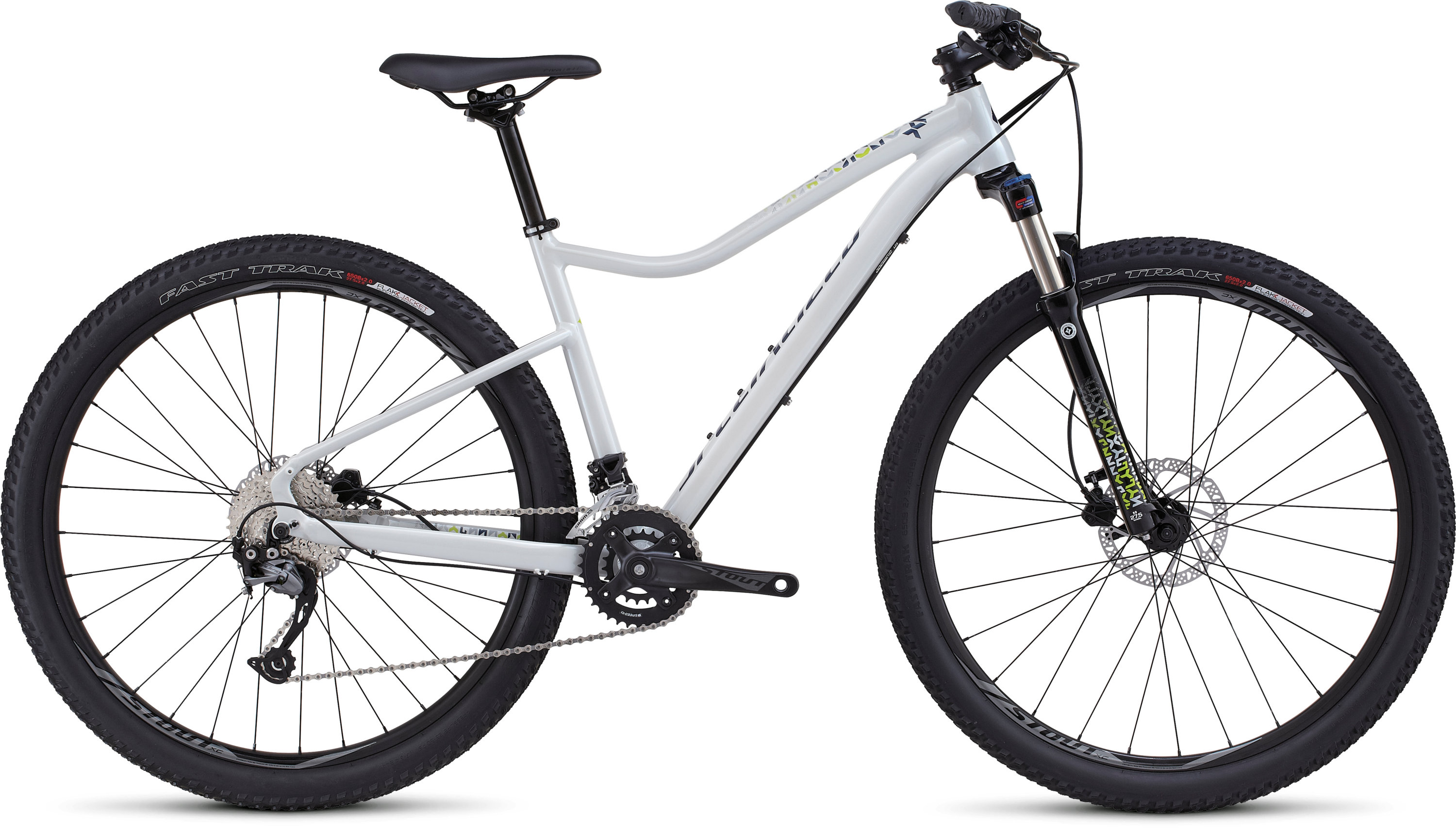 SPECIALIZED JYNX ELITE 650B DRTYWHT/NVY/HYP XS - Bikedreams & Dustbikes
