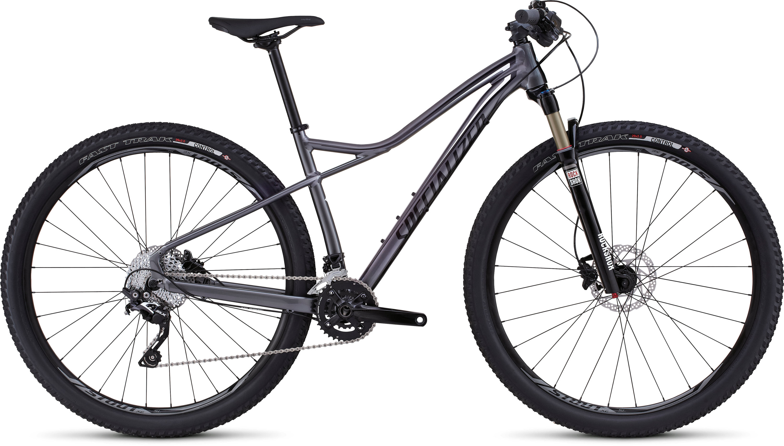 SPECIALIZED FATE COMP 29 GRPH/METBLK/METWHT S - SPECIALIZED FATE COMP 29 GRPH/METBLK/METWHT S