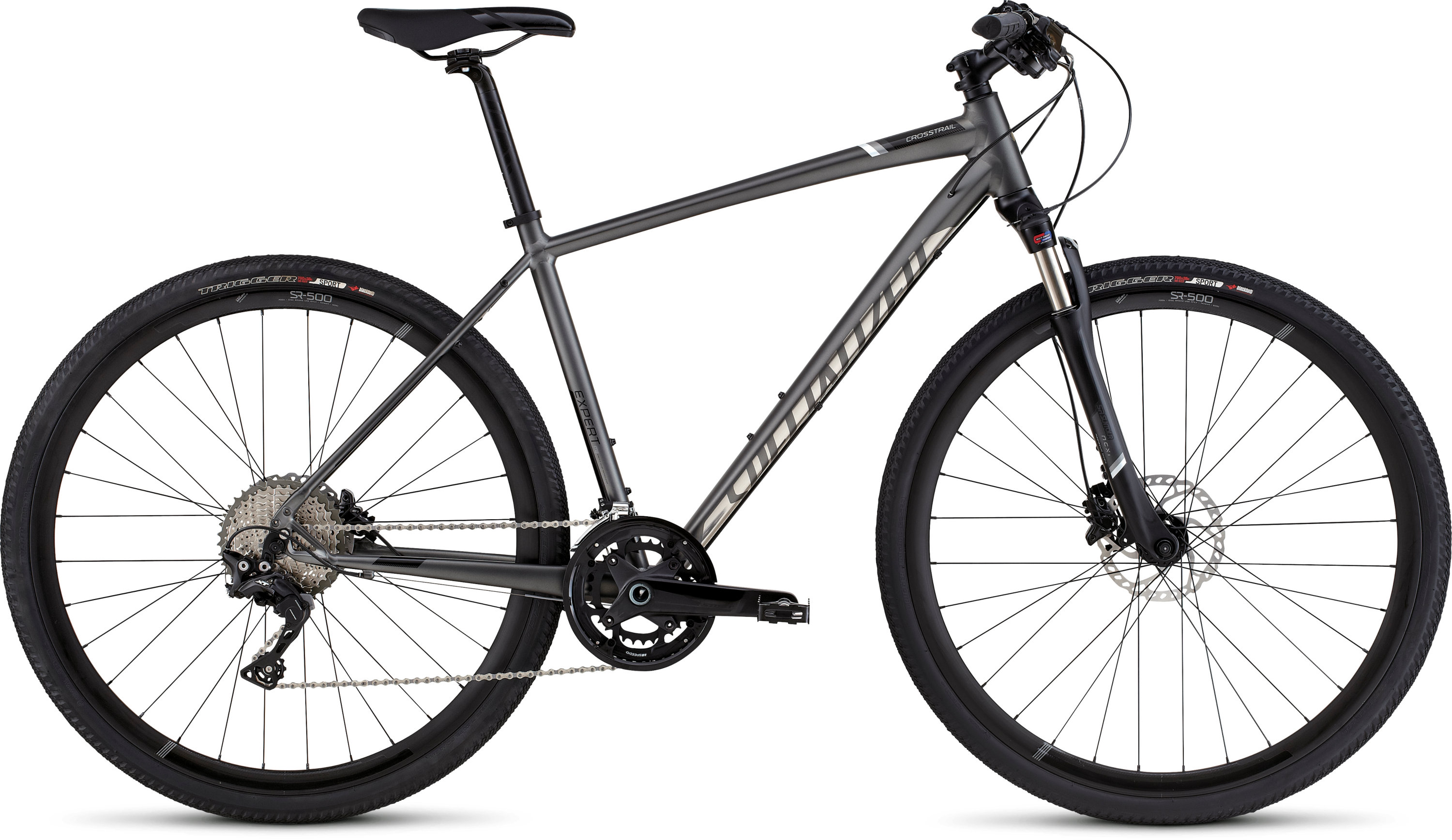 SPECIALIZED CT EXPERT DISC BLKCP/BLK/CHRM M - Alpha Bikes
