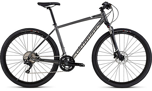 Specialized Crosstrail Expert Disc 2015