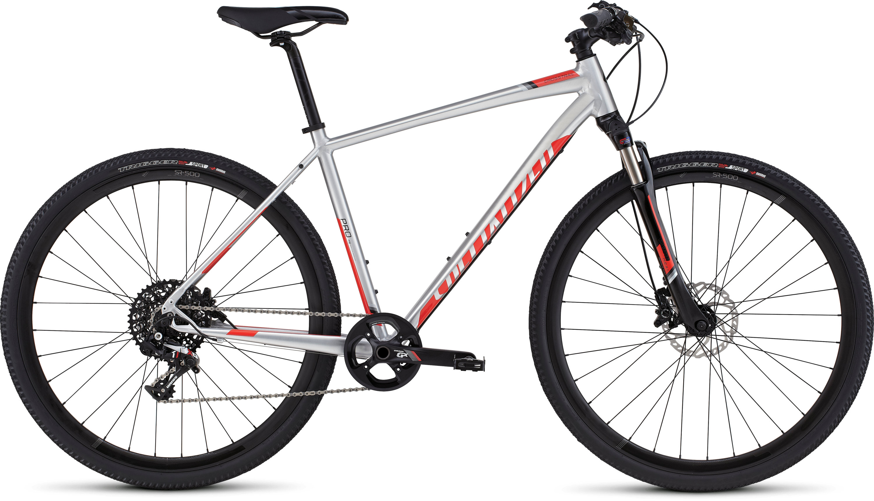 SPECIALIZED CT PRO DISC BRSH/RKTRED/BLK S - Bikedreams & Dustbikes