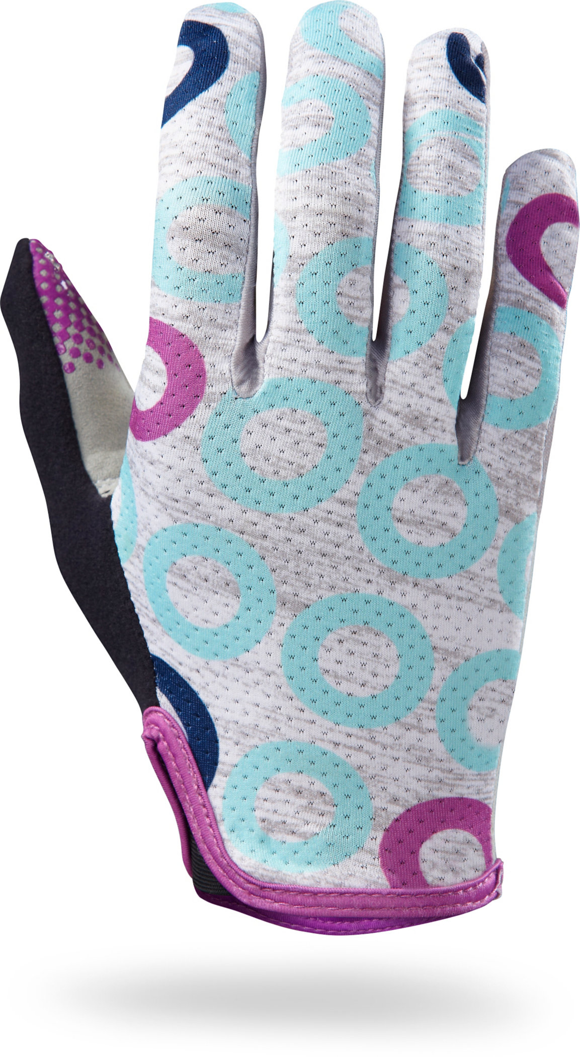 SPECIALIZED BG GRAIL GLOVE LF WMN LTGRY HTHR/FUS XL - Bikedreams & Dustbikes