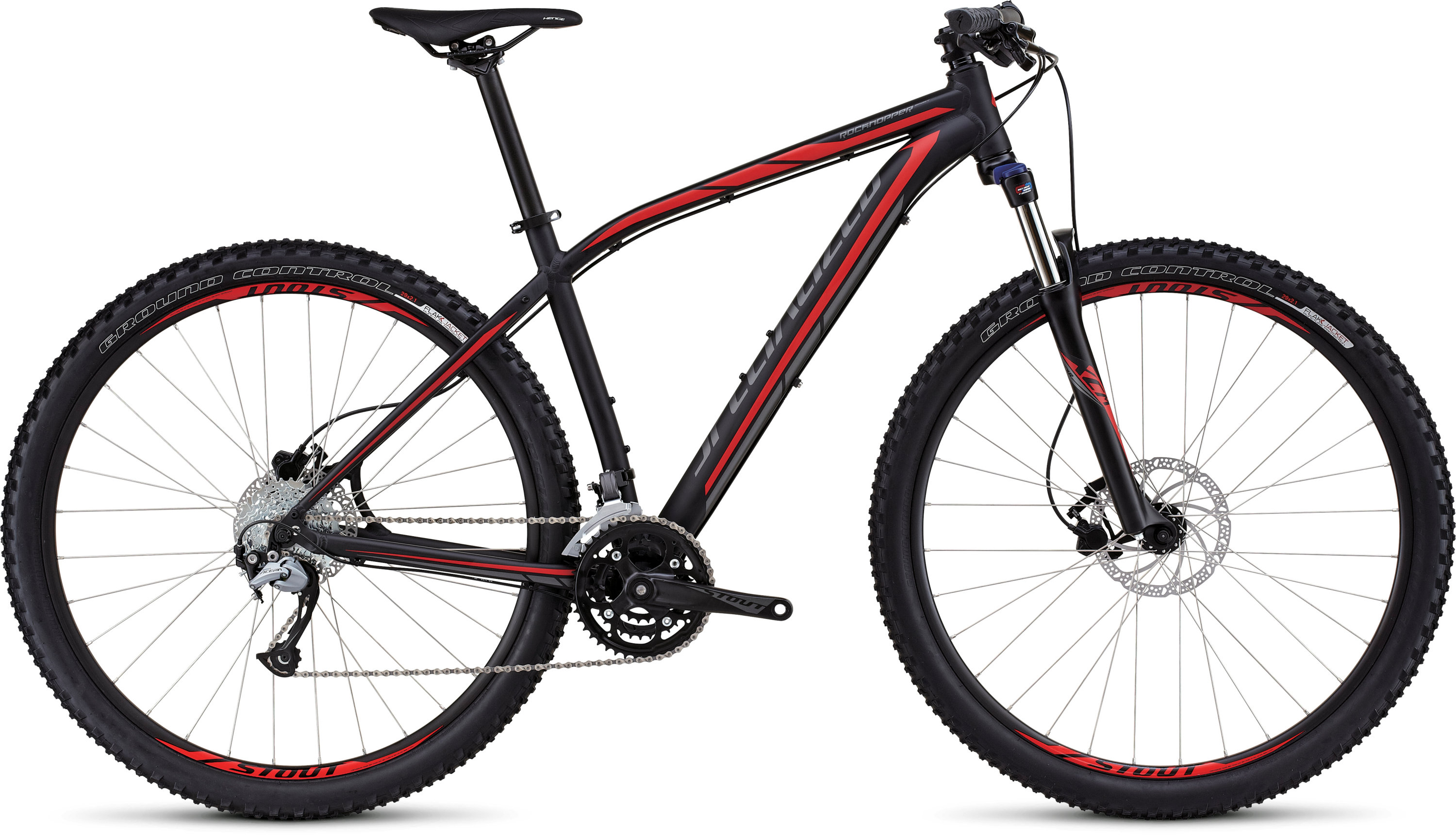 SPECIALIZED RH SPORT 29 BLK/FLORED/CHAR S - schneider-sports