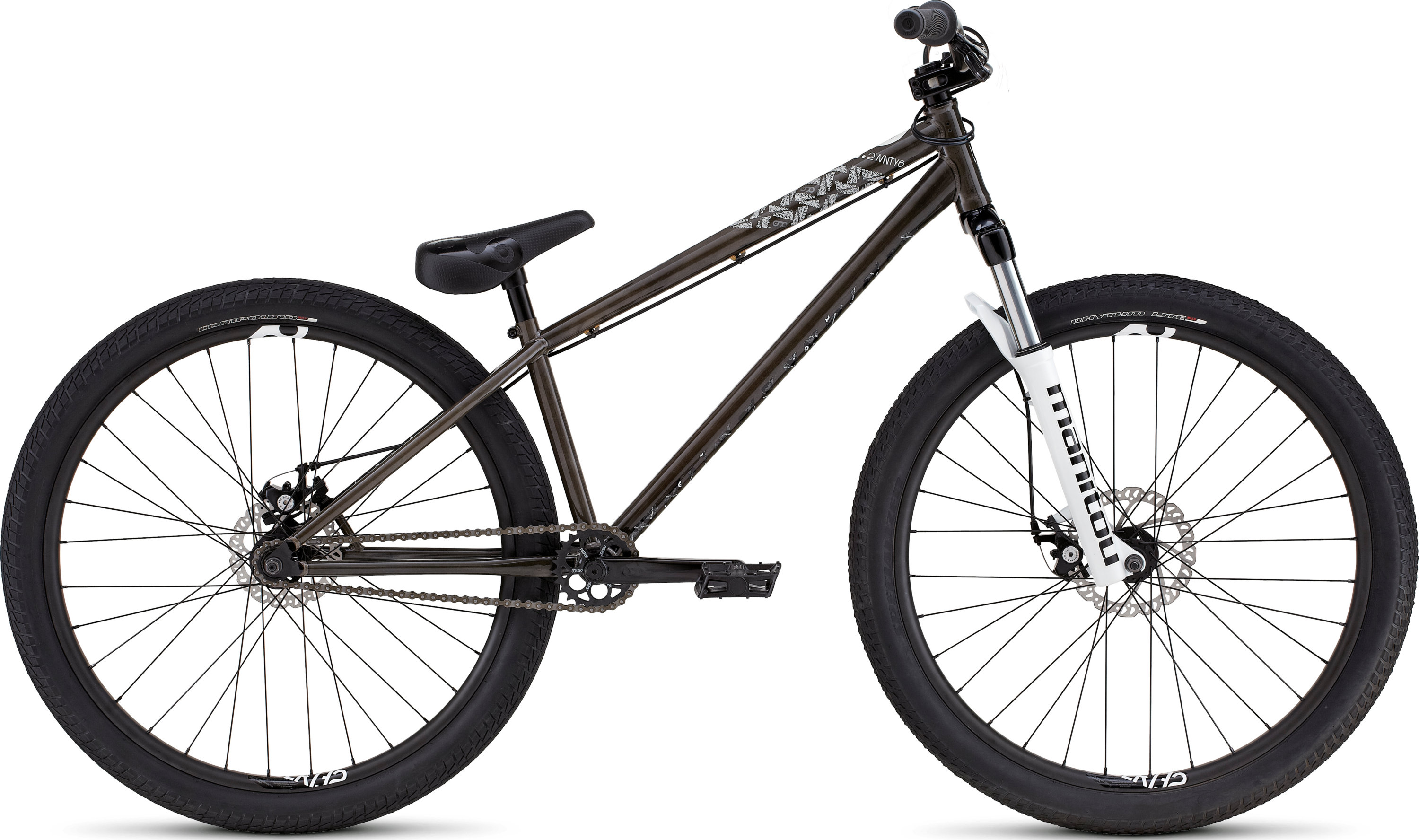 SPECIALIZED P26 CHRM/WHT/BLK 22 - Bike Maniac