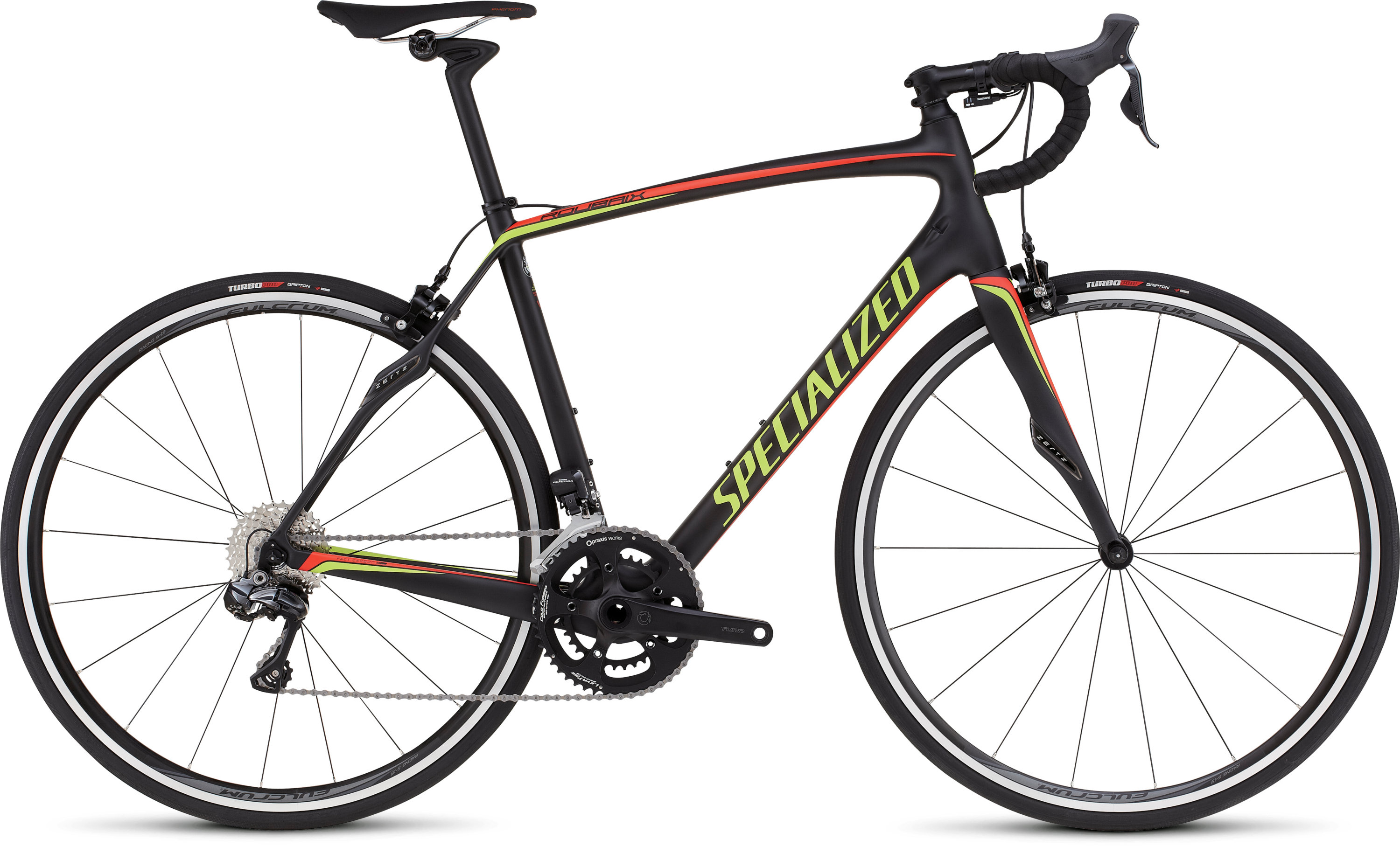 SPECIALIZED ROUBAIX SL4 COMP UDI2 CARB/RKTRED/HYP 49 - Bikedreams & Dustbikes