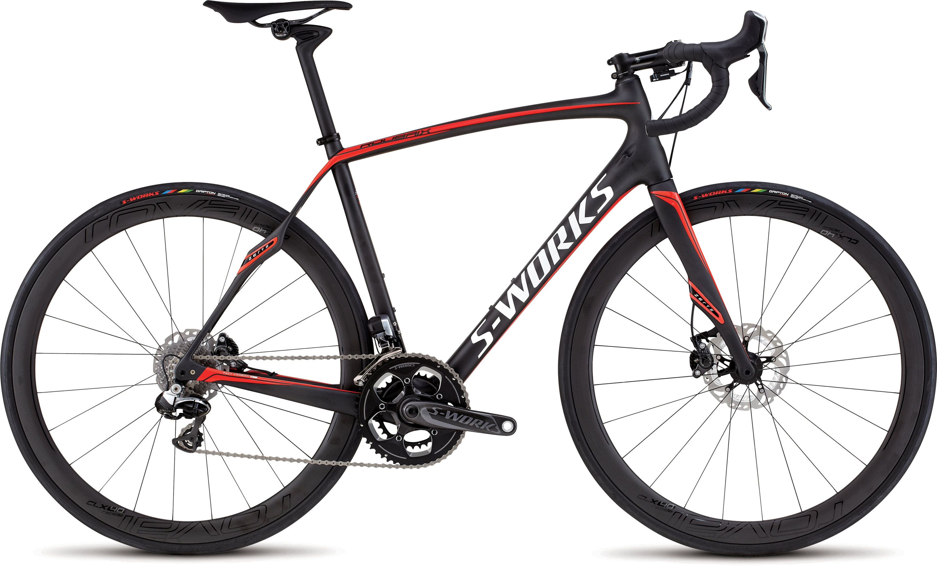SPECIALIZED SW ROUBAIX SL4 DISC DI2 CARB/RKTRED 49 - Bikedreams & Dustbikes