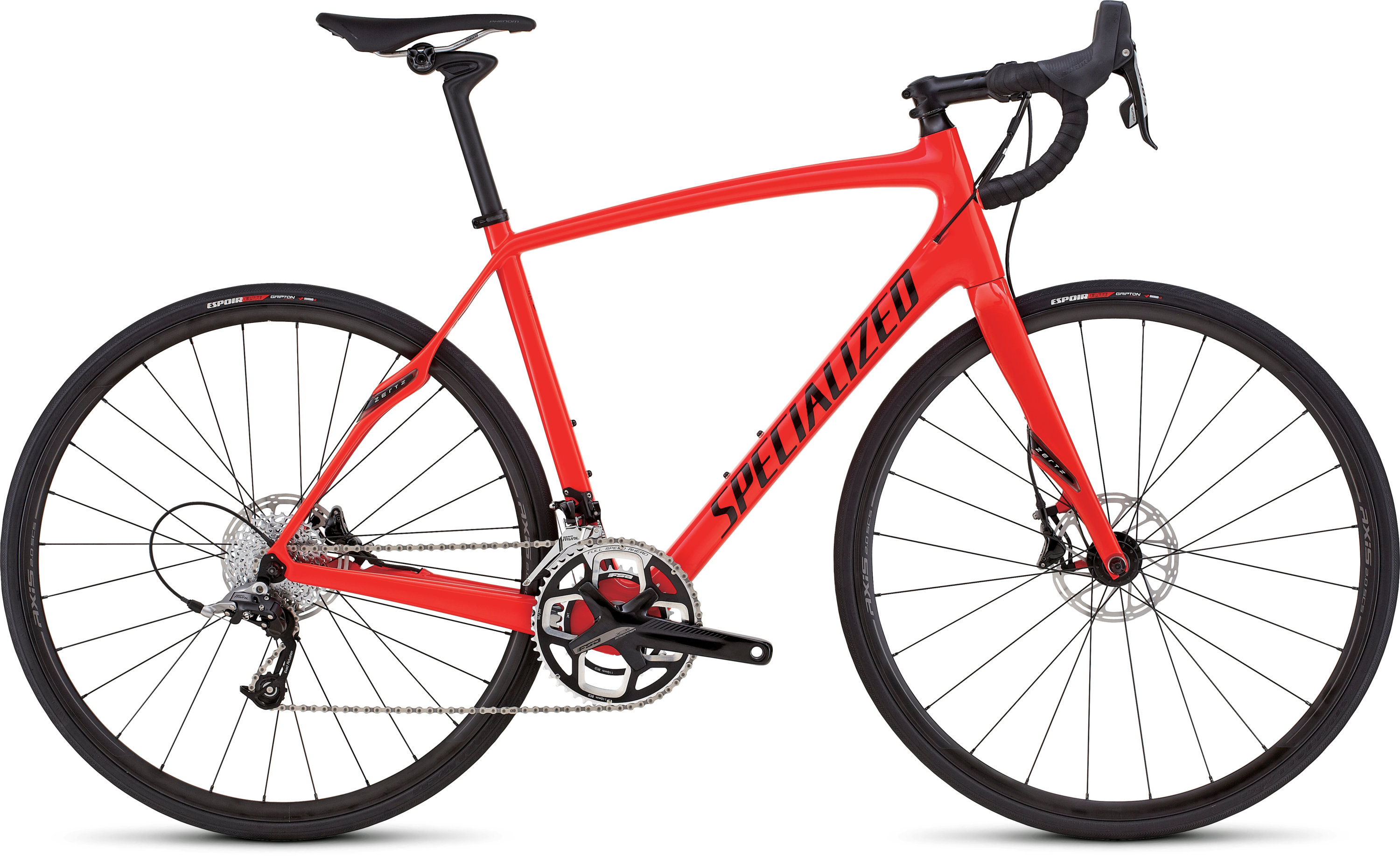 SPECIALIZED ROUBAIX SL4 ELITE DISC RKTRED/BLK 49 - Bikedreams & Dustbikes