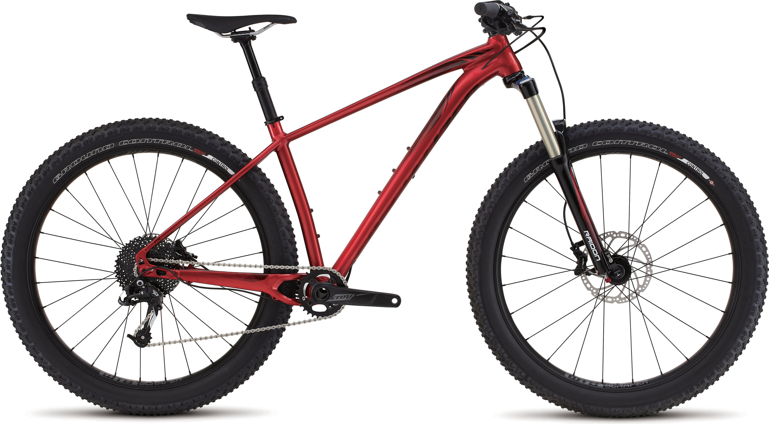 SPECIALIZED FUSE COMP 6FATTIE CNDYRED/BLK S - Bikedreams & Dustbikes