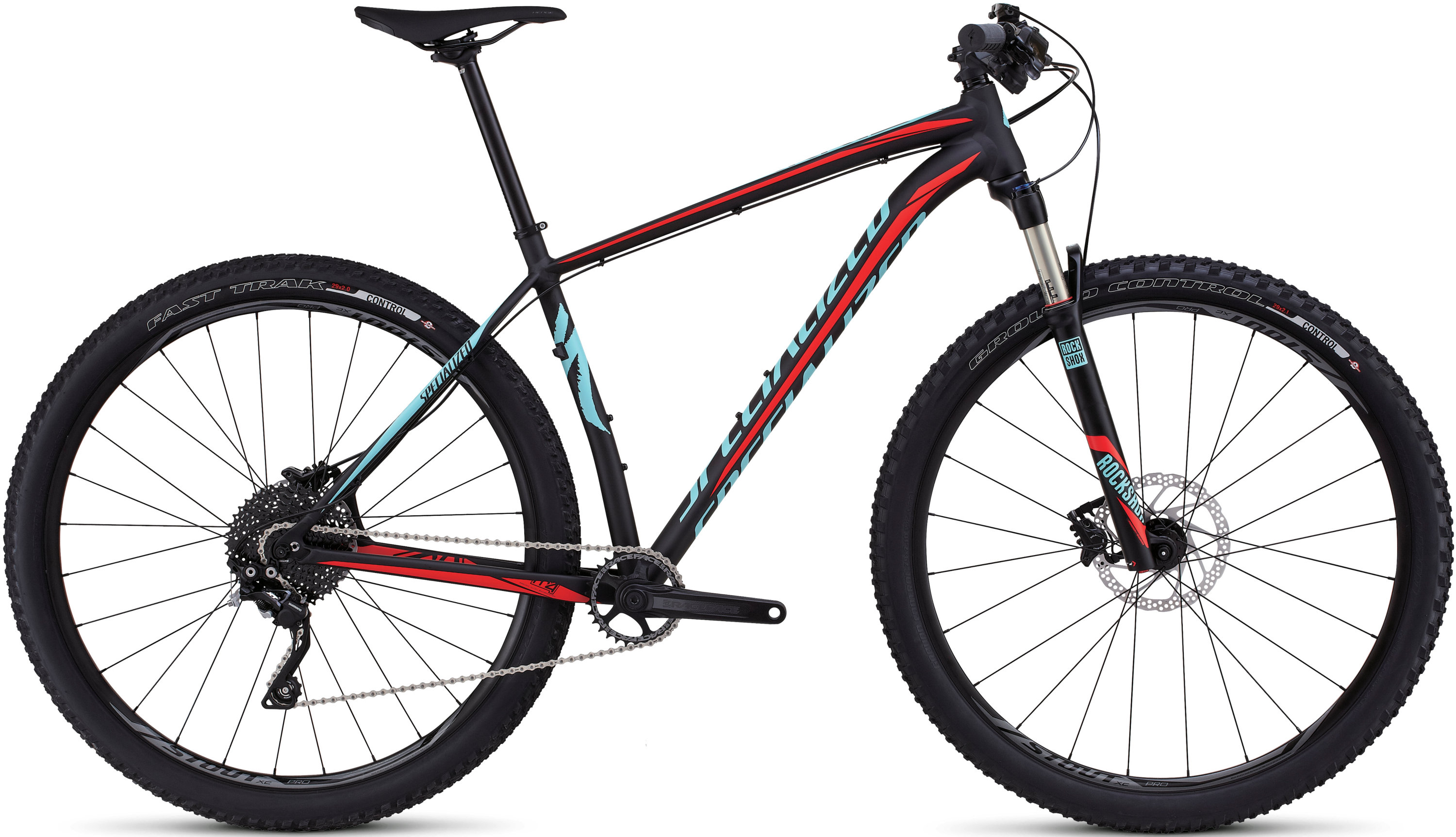 SPECIALIZED CRAVE EXPERT 29 BLK/RKTRED/TEAL S - schneider-sports