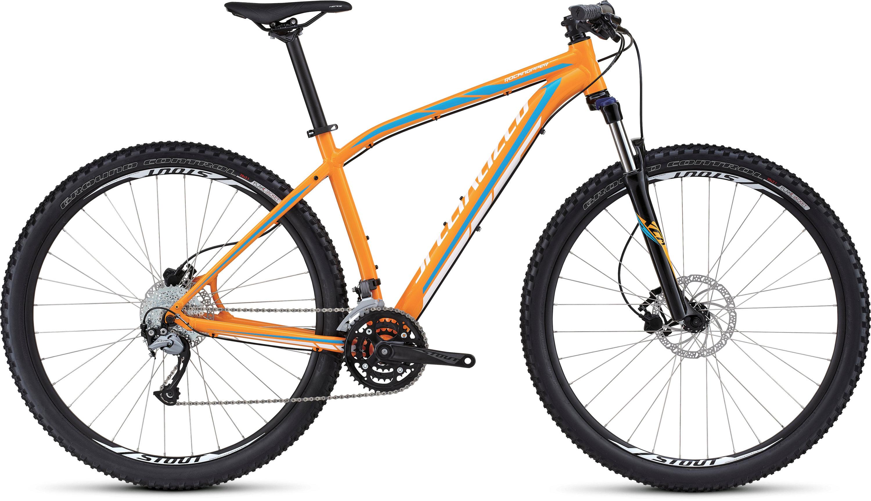 SPECIALIZED RH SPORT 29 GAL ORG/CYAN/WHT S - Bikedreams & Dustbikes