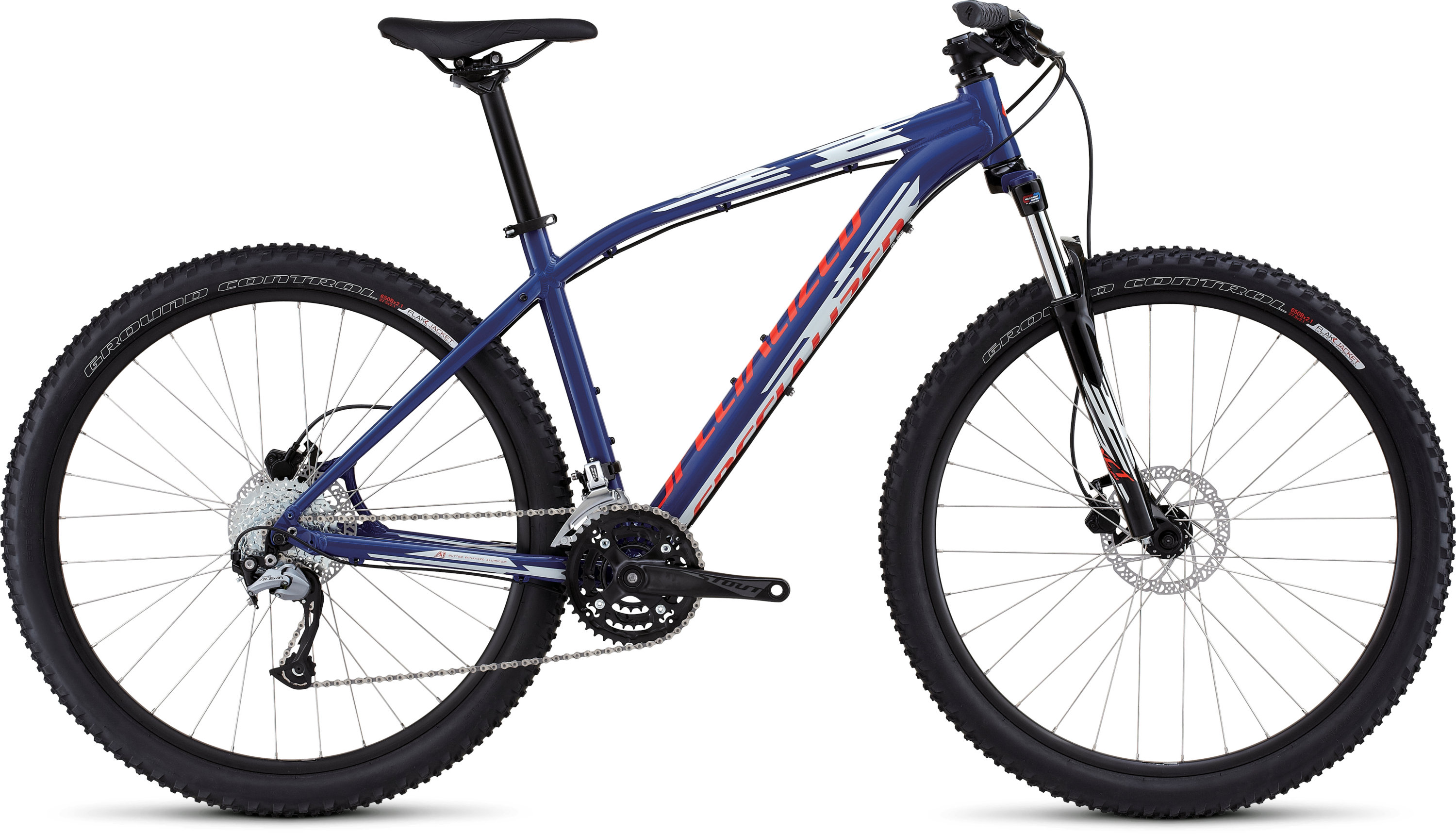 SPECIALIZED PITCH SPORT 650B DPBLU/DRTYWHT/RKTRED XS - schneider-sports